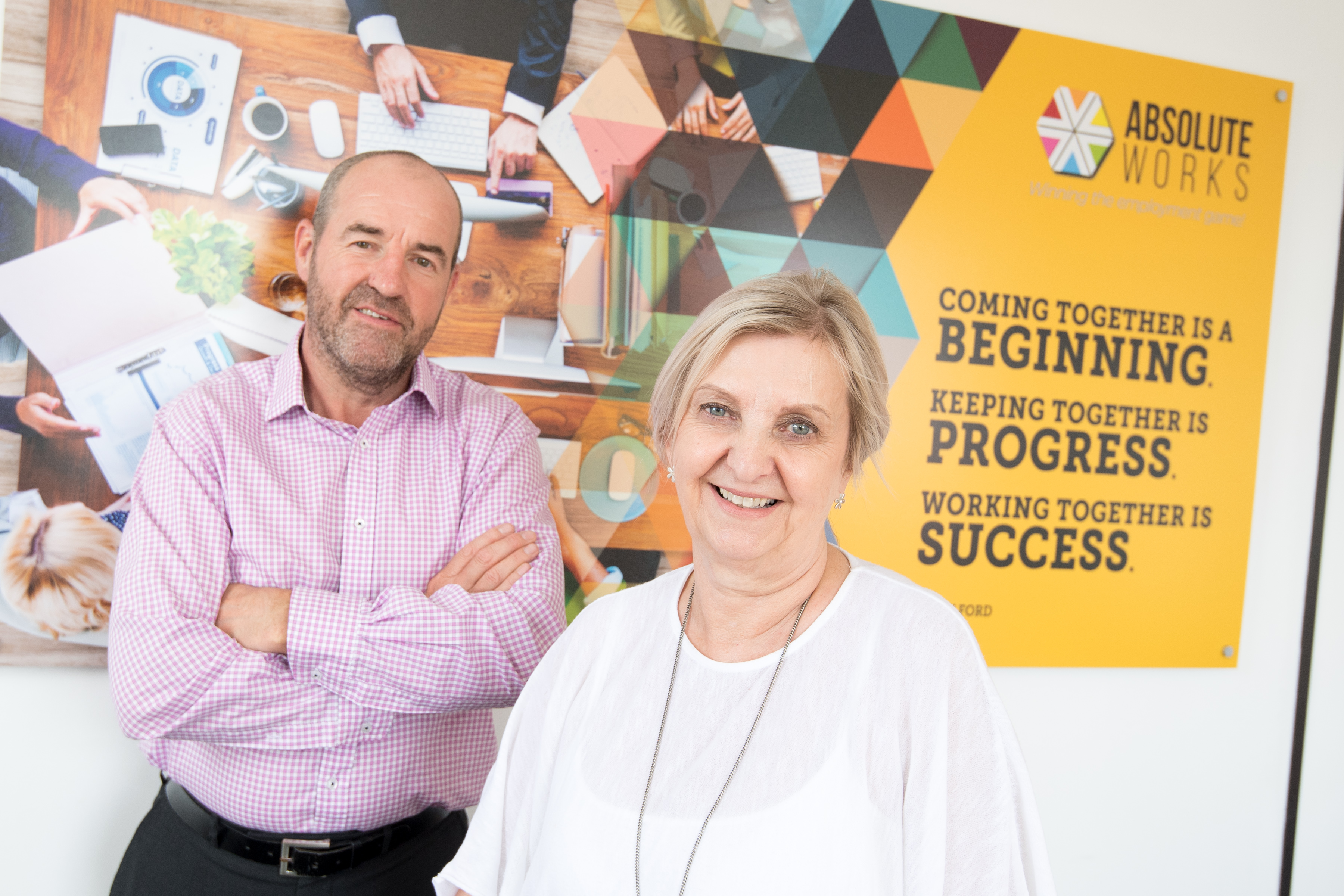 Business Ready supports Absolute Works' growth
