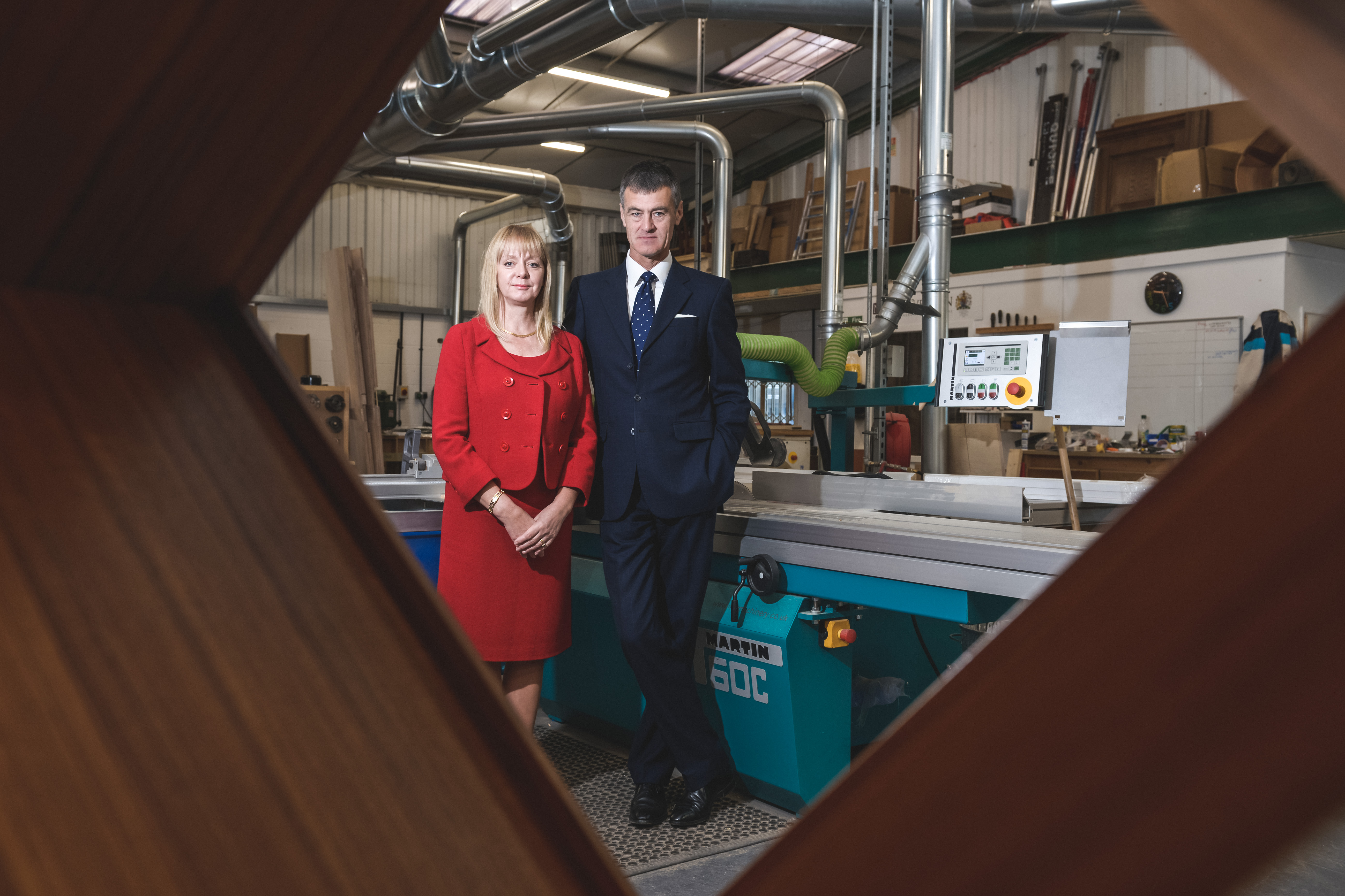 Skilled manufacturer makes major investments on the back of support