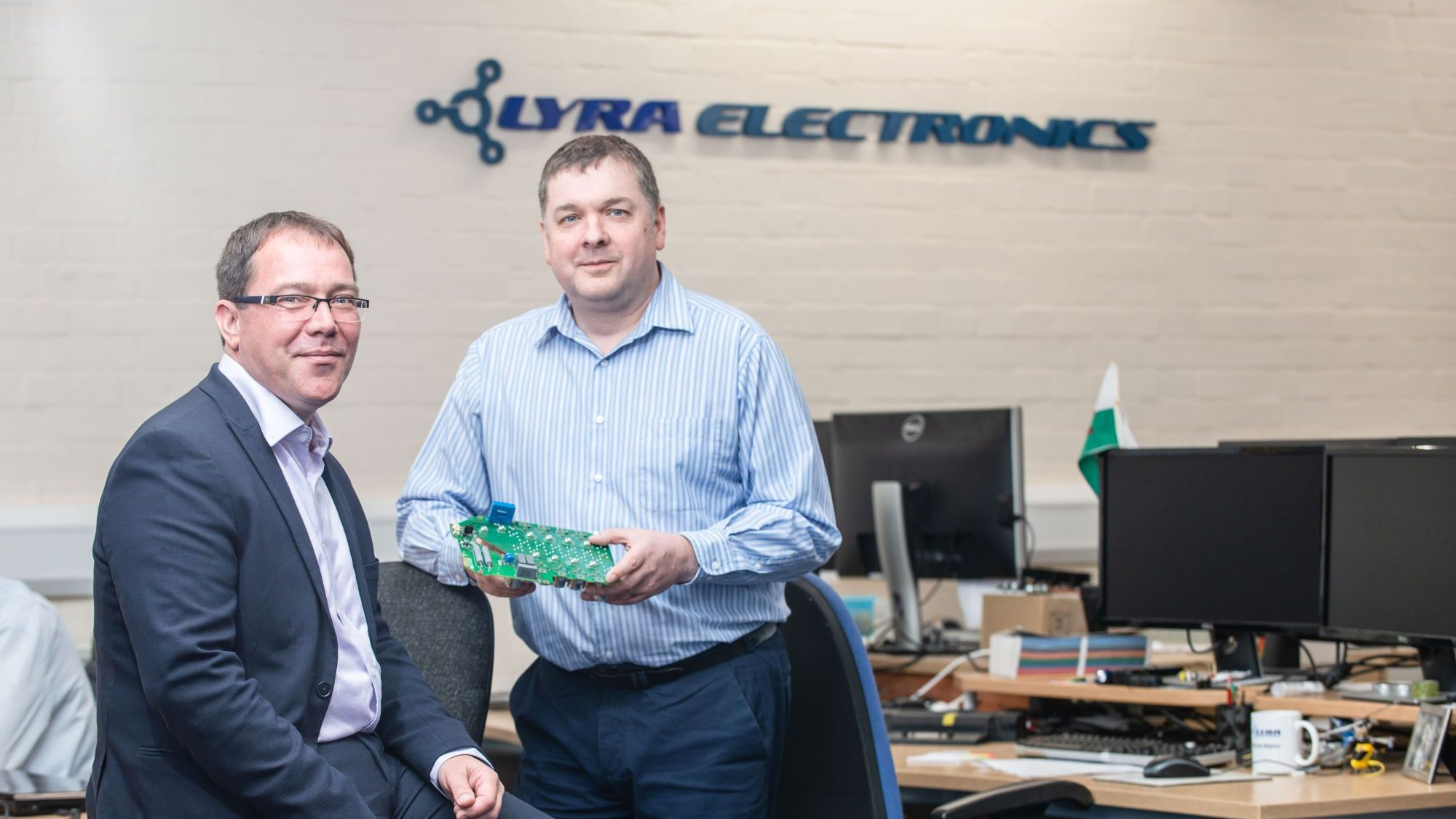 Lyra Electronics sets out on growth journey