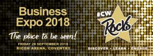 #CWROCKS Website Banner 2018