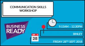 Communication Skills Workshop banner