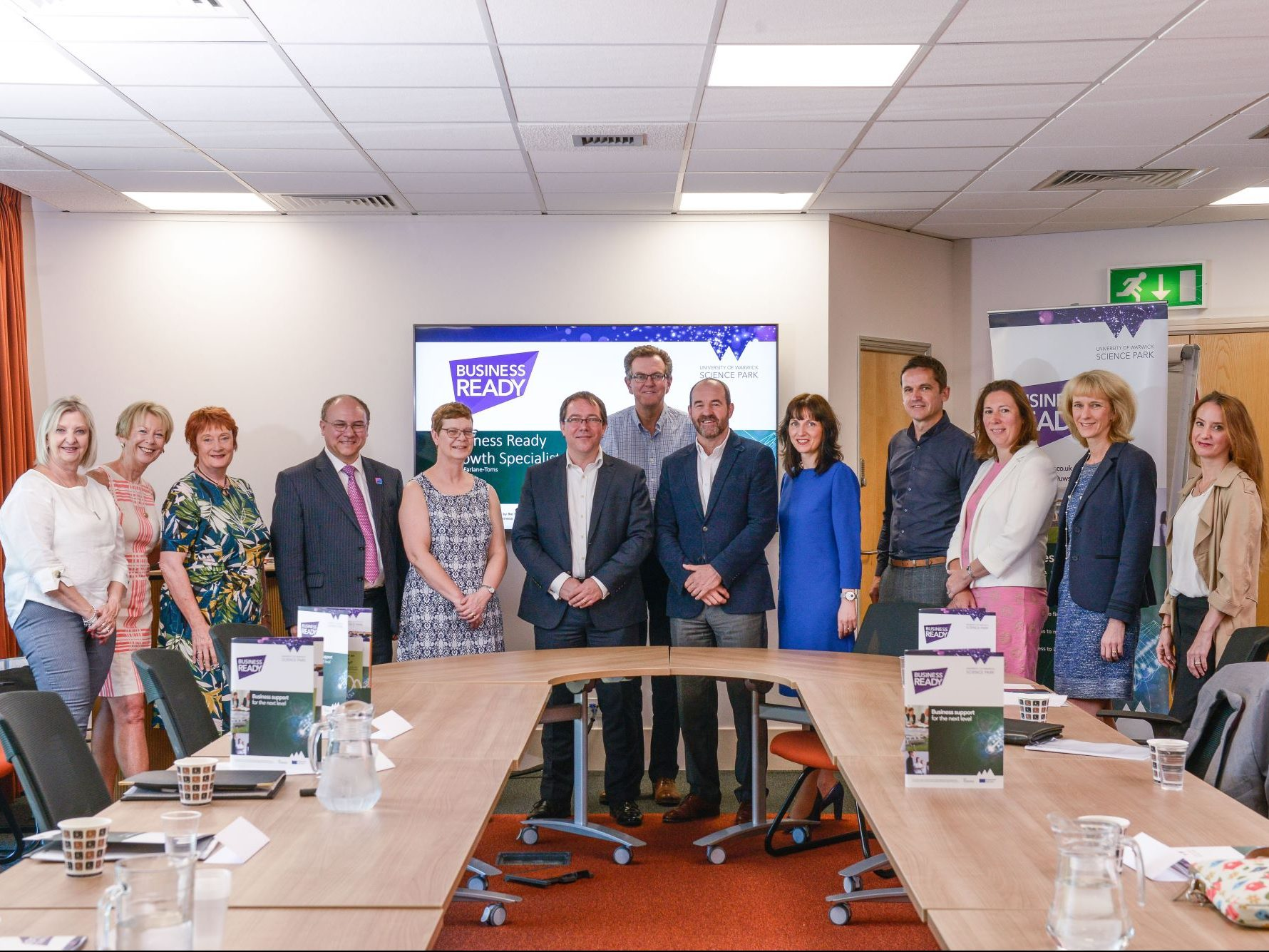 Second phase of major business support programme launched