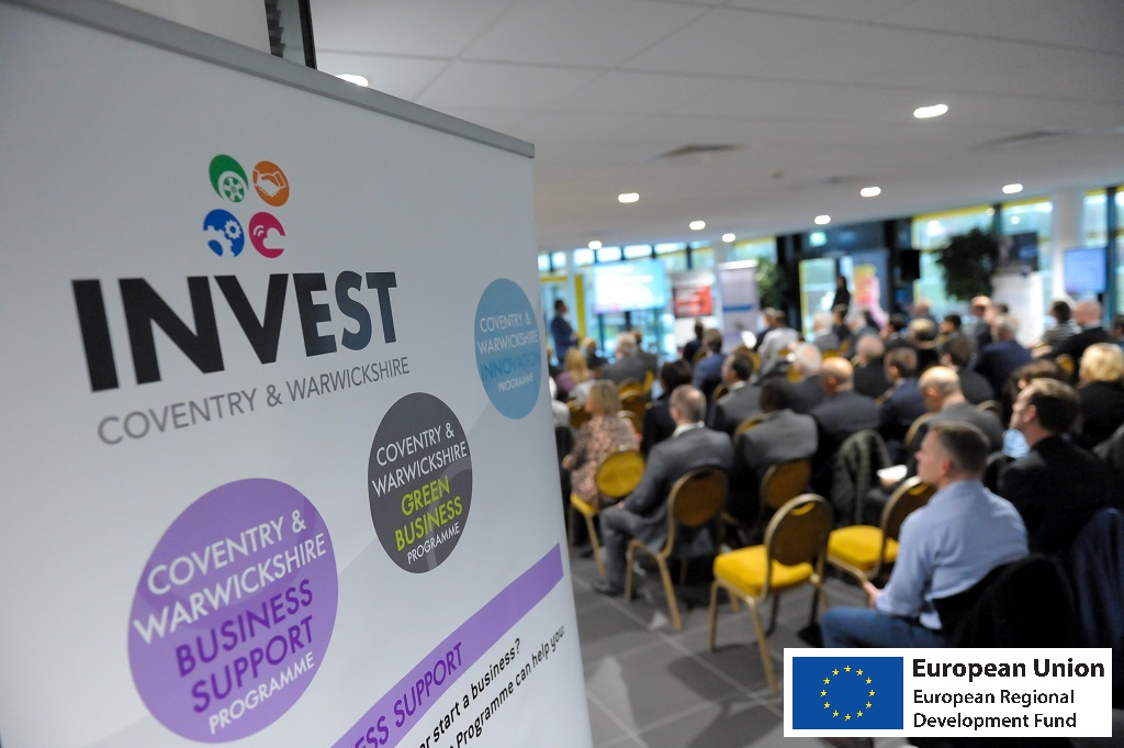 Inward investment remains strong in Coventry and Warwickshire