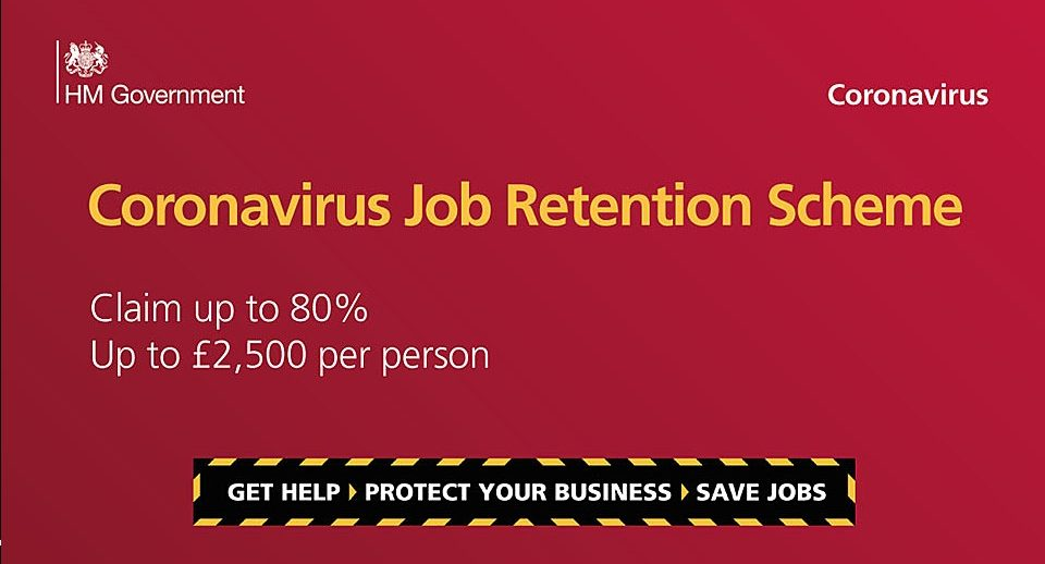 Coronavirus Job Retention Scheme up and running