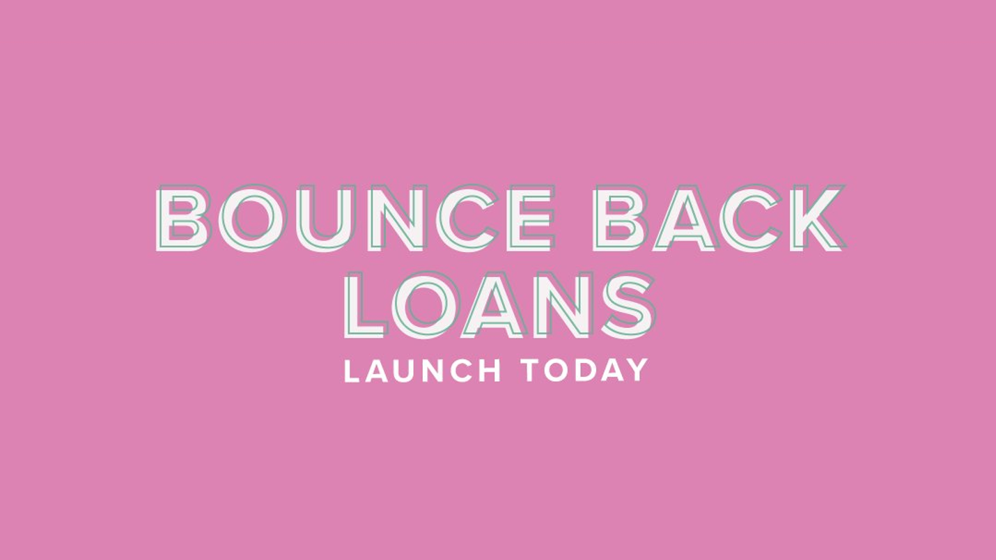 New Bounce Back Loans to launch today