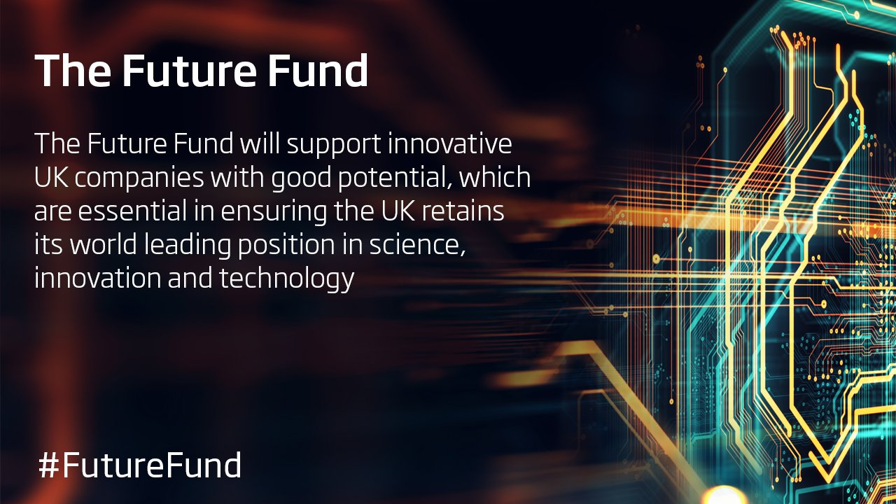 Future Fund – open for applications from 20th May