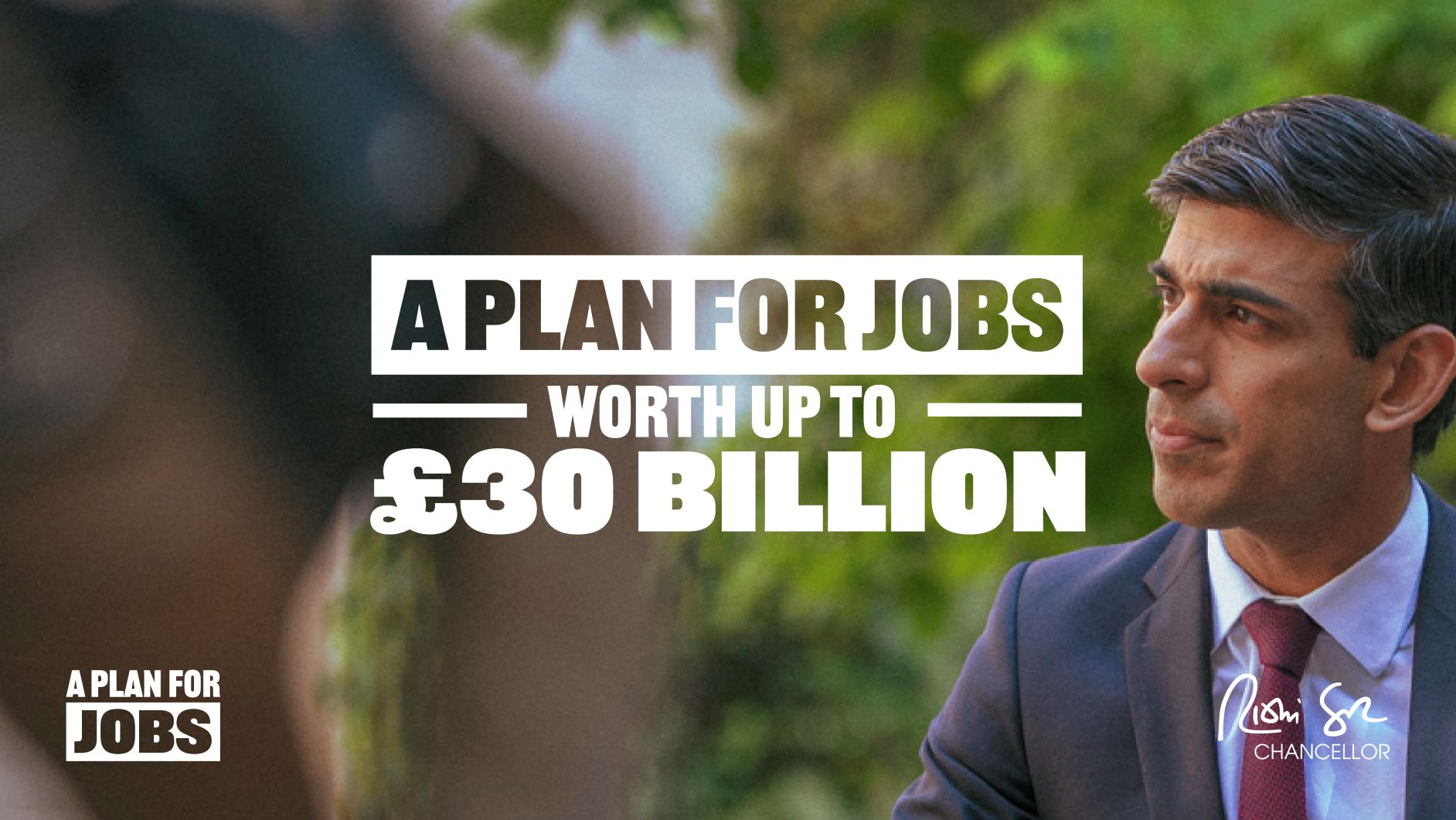 Chancellor's Plan for Jobs to help the UK's recovery