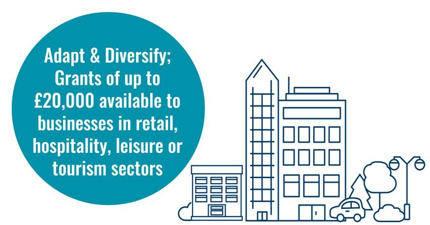 New £1.5m grant scheme will help businesses Adapt & Diversify