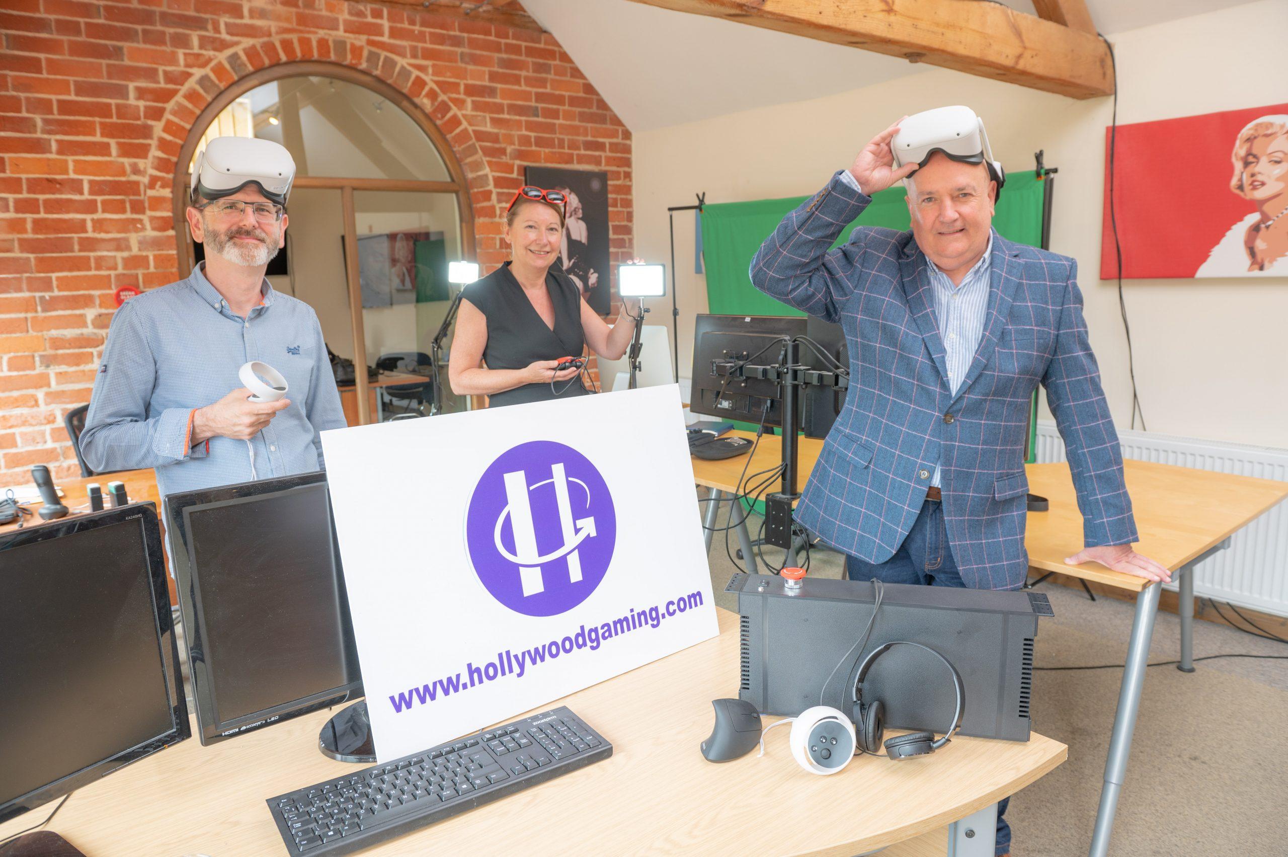 Meriden firm to raise £800k to open 'immersive experiences' venue
