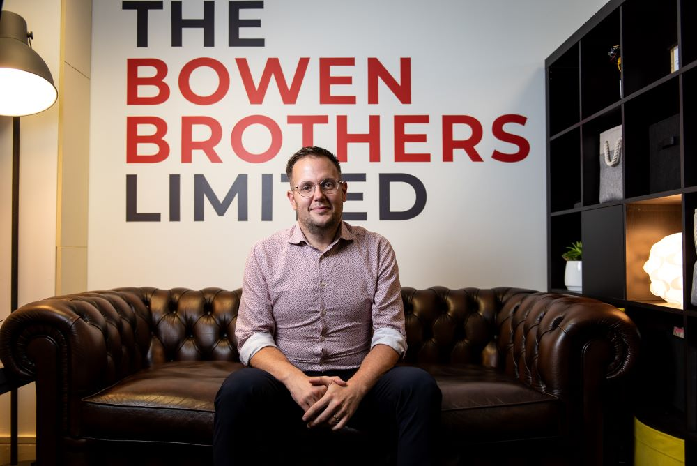 Bowen Brothers turning eco-friendly engineering ideas into reality